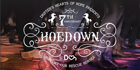 DHOH 7th Anniversary Fundraiser Hoedown tickets