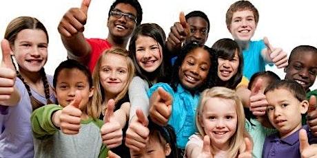 Focus on Children: MORNING CLASS Tuesday, June 8, 2021 9:00am-12:00pm tickets