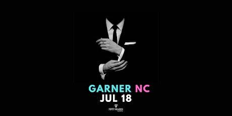 Fifty Shades Live Garner, NC tickets