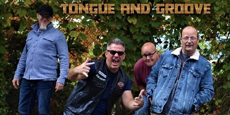 Tongue & Groove Reserved Table 5-1-21 tickets