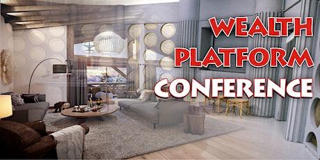 Wealth Platform Conference tickets