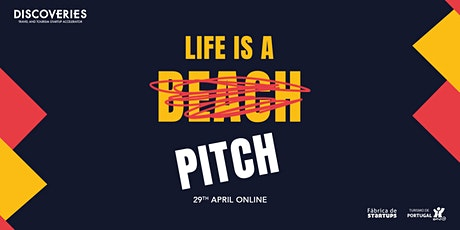DISCOVERIES 2021: LIFE IS A PITCH billets