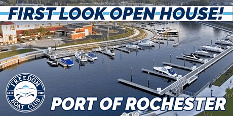 Freedom Boat Club Port of Rochester | First Look Founding Member Sale! tickets