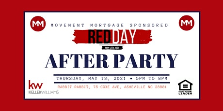 Movement Mortgage Red Day Social tickets
