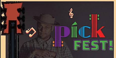 P.I.C.K. Fest with Dom Flemons tickets