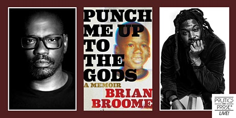P&P Live! Brian Broome | PUNCH ME UP TO THE GODS with Jason Reynolds tickets