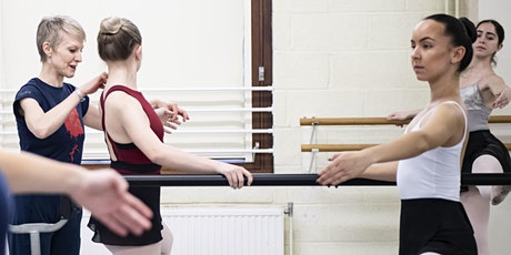 Certificate in Ballet Teaching Studies Information Session tickets