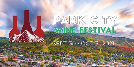 Park City Wine Festival 2021 tickets