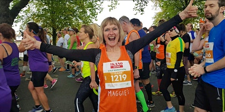 Robin Hood Half Marathon for Maggie's 2021 - Own place registration form tickets