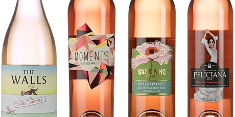 "Wine Class ""Rosé Around the World"" with Michelle Skotz, CSW tickets"