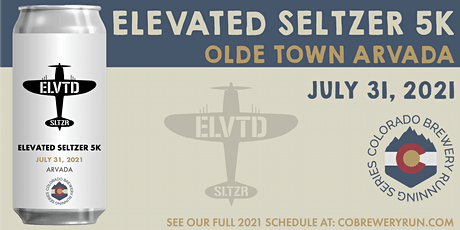 Elevated Seltzer 5k | Colorado Brewery Running Series tickets