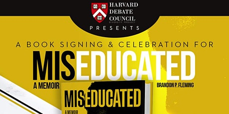 MISEDUCATED BOOK SIGNING & CELEBRATION tickets