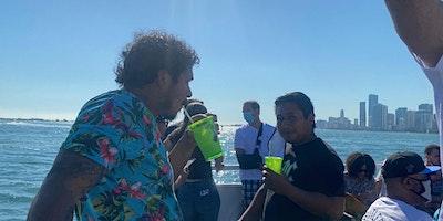 Miami+Happy+Hour+cruise+Cash+Bar+Music+and+Gu