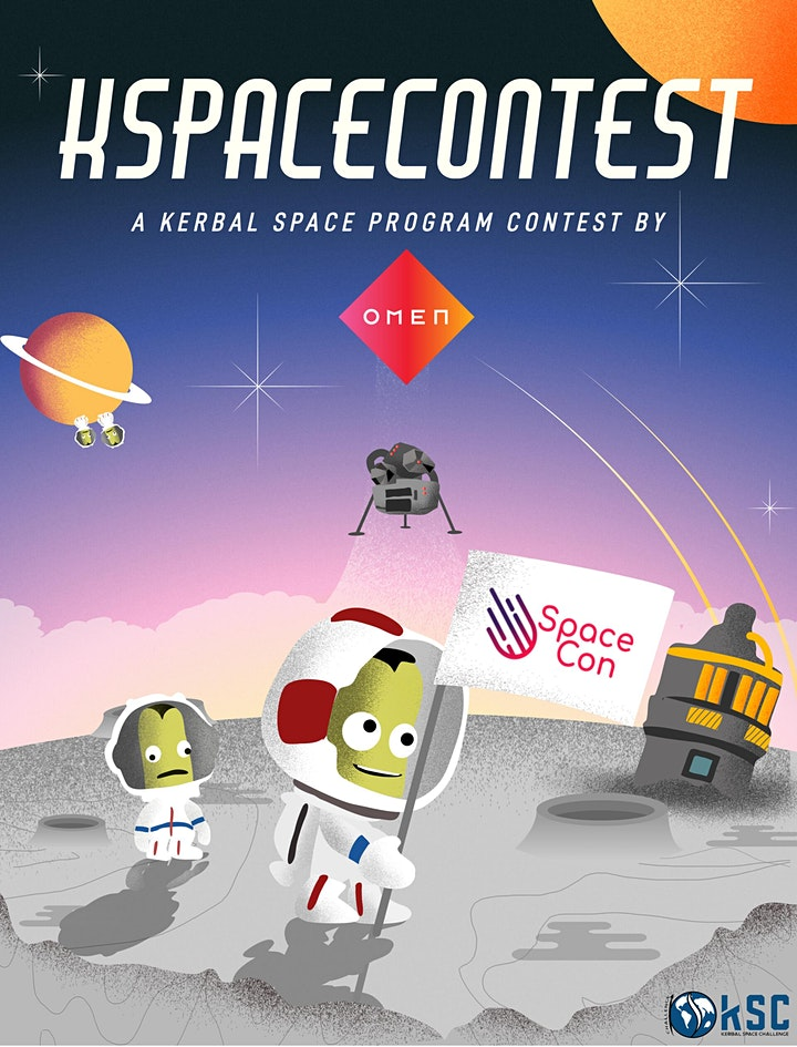 SpaceCon, Kerbal Space Program Contest: 19th June 2021 image