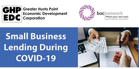 Small Business Lending During COVID-19 tickets