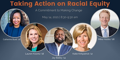 Taking Action on Racial Equity: A Commitment to Making Change tickets