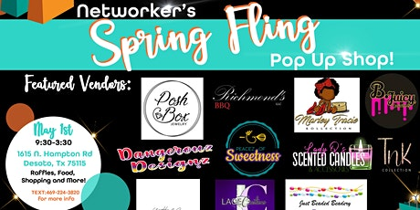 Denise Uniforms Unlimited Spring Fling Pop Up Shop tickets