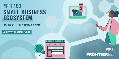 RTP180: Small Business Ecosystem tickets