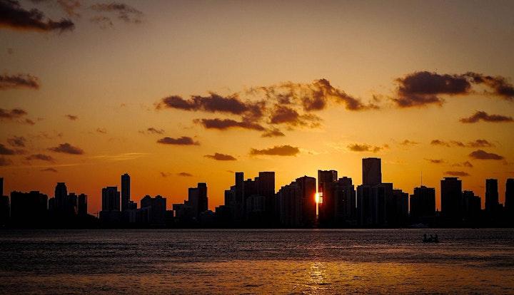 Miami City Lights at Night & Skyline South Beach Cruise image