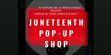 """Minding My Black Owned Business"" Pop-Up Shop & Networking Event tickets"