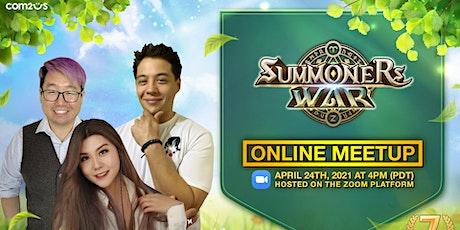 OnceinLuv, Heroshin, & Windellia's Summoners War Online Meetup! tickets