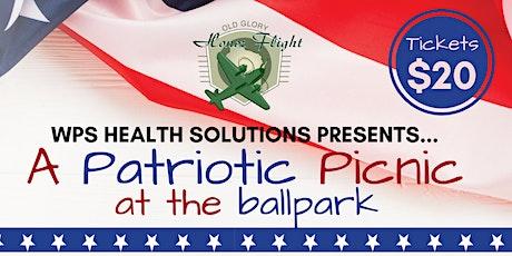 WPS Health Solutions presents A Patriotic Picnic tickets