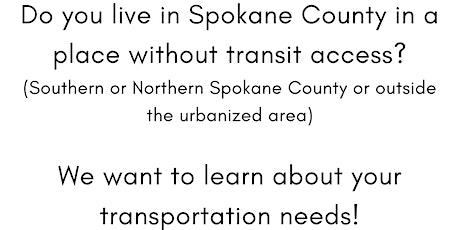 Transportation Community Forum tickets