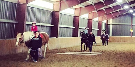 Spring Parent and Me Children's Riding Program: Group Lessons tickets