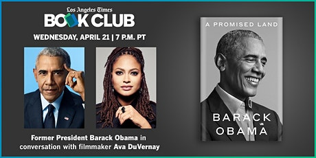 Virtual Community Book Club with Former President Barack Obama tickets