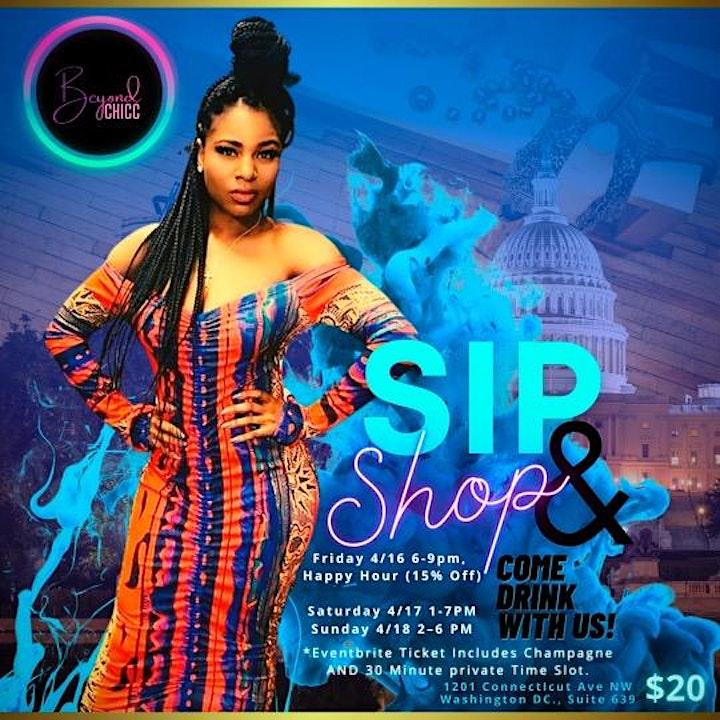 Beyond Chicc Boutique - Sip & Shop image