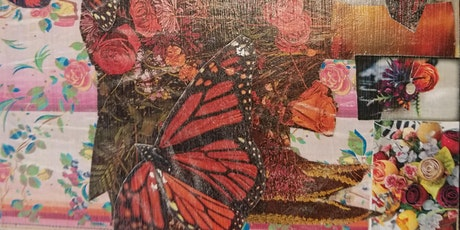 Mother's Day Decoupage Gift tickets