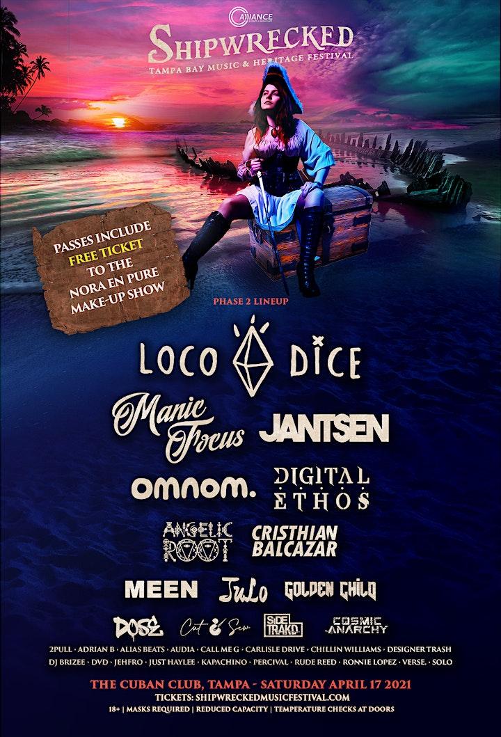 Shipwrecked Music Festival 2021 image