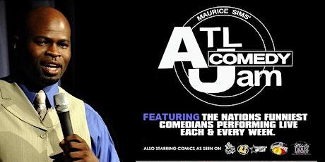 Oak ATL presents ATL Comedy Jam Weekend tickets