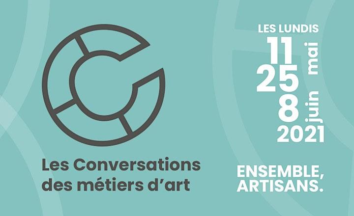 Image de Les Conversations des métiers d'art : Développement collectif