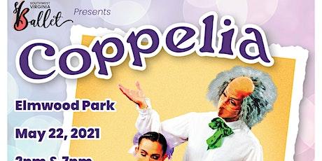 Coppelia tickets