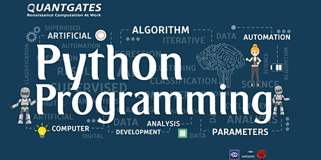 Introduction to Python Programming-It's Free tickets