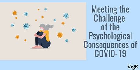 Meeting the Challenge of the Psychological Consequences of COVID-19 Webinar tickets