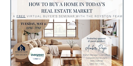 How to Buy a Home in Today's Real Estate Market - Home Buyer Seminar tickets