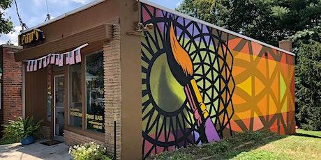 RISD Alumni Club of Philadelphia Mural Tour & Garden Social tickets