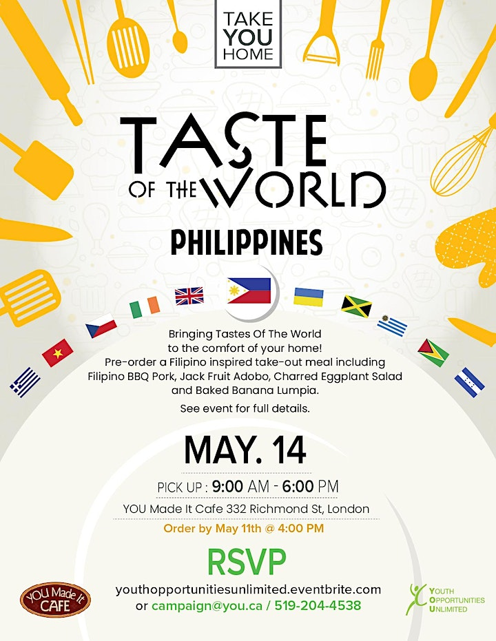 Taste of the World: Philippines image