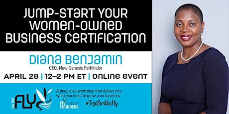 Jump-Start Your Women-Owned Business Certification tickets