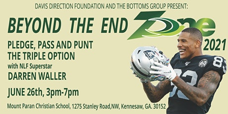 Beyond the EndZONE tickets