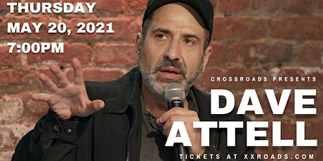 Dave Attell at Crossroads tickets
