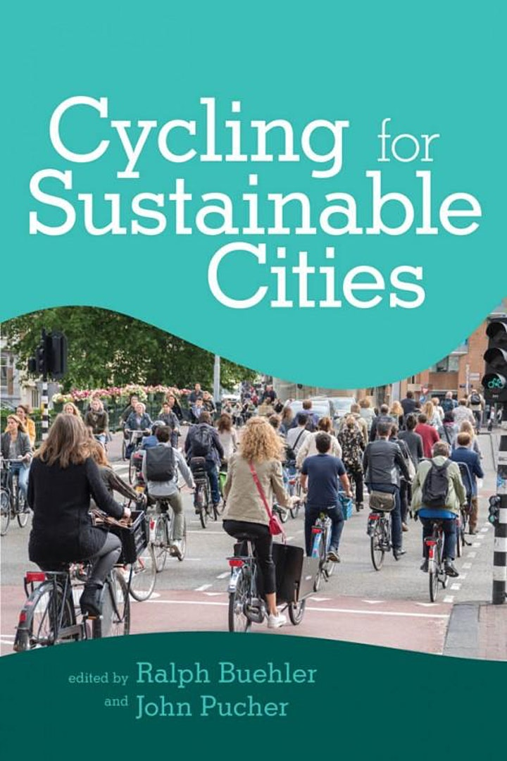 Cycling for Sustainable Cities image
