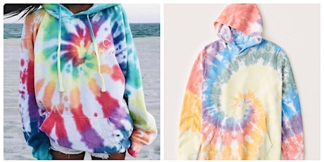 Tie Dye Sweat Shirt  Afternoon- Warriors on Waste tickets