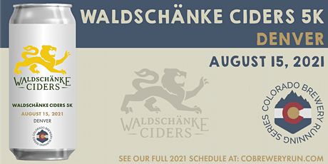 Waldschänke Ciders 5k | Colorado Brewery Running Series tickets