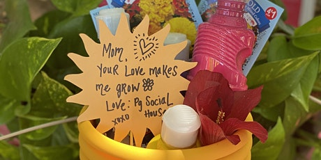 Mother's Day Paint Planter tickets