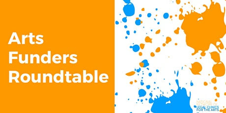 Arts Funders Roundtable tickets