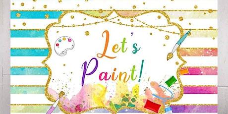 Team Success Paint & Sip *Karaoke Optional* tickets