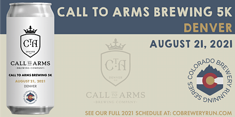 Call to Arms Brewing 5k | Colorado Brewery Running Series tickets